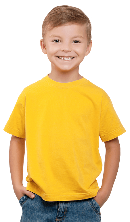 Yellow T-Shirt Child